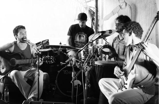 A banda é atração na Ressaca de carnaval (Gabi Cerqueira/Divulgação)