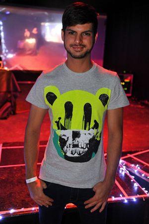 DJ Fernando Cunha é uma das atrações da festa desta sexta-feira (7) (Luis Xavier de França/Esp. CB/D.A Press)