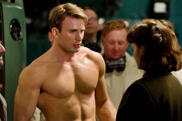 Cena do filme: Capitão América - O primeiro vingador (Paramount Pictures/Divulgacão)
