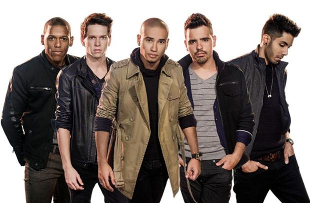 O grupo estreou profissionalmente no Deu Samba (Alessandro Dias/Divulgação)
