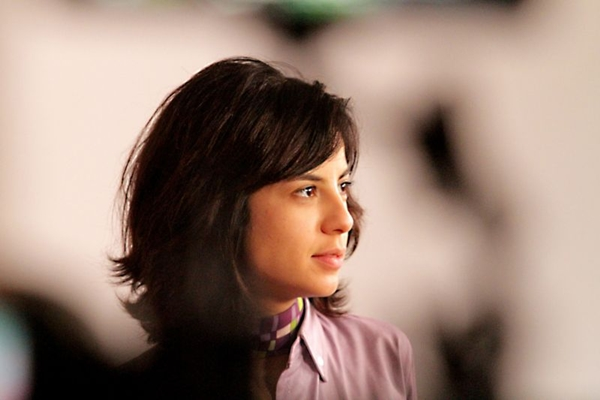 Atualmente a atriz faz parte do elenco de A Teia, série policial (HBO/Divulgação)