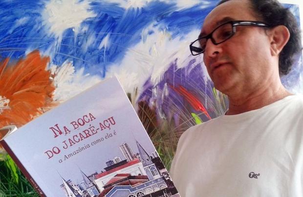 Na boca do jacaré-açu é o segundo volume do autor que fala sobre a Amazônia (André Cerino/Divulgação)