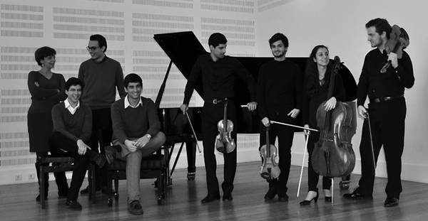Ensemble Movimento Patrimonial pela Música Portuguesa (MPMP)  (Reprodução/Facebook)