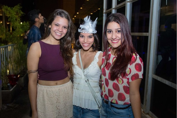 Clara Alvares, Bianca Dias e Isabela Nunes  (Rômulo Juracy/Divulgação)