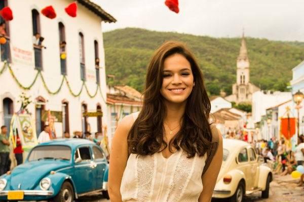 Na trama global, Marquezine vive a personagem Luiza (João Miguel Jr/TV Globo)