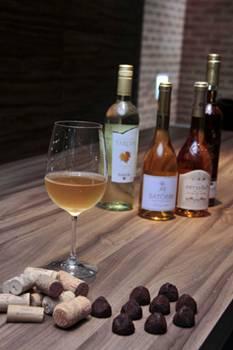 Vinhos de sobremesa: perfeitos com chocolate ou frutas (Ana Rayssa/Esp. CB/D.A Press)