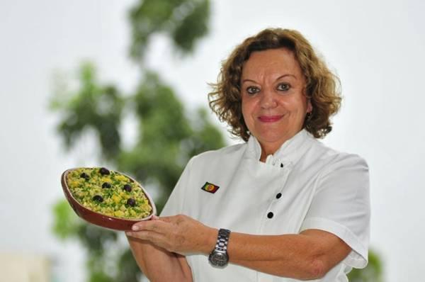 Olga Soares: o preparo de bacalhau começa no dessalgue  (Breno Fortes/CB/D.A Press)