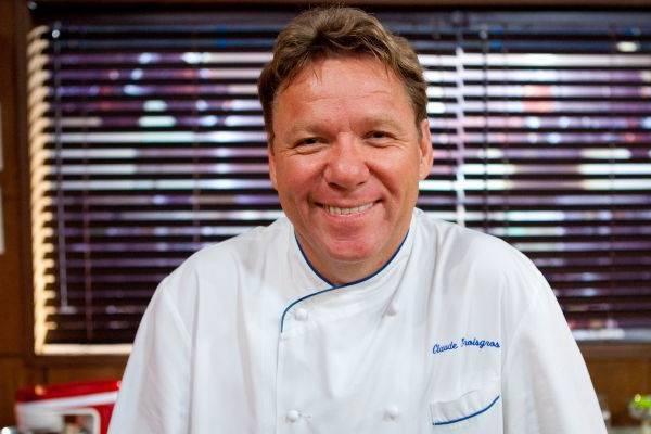 Em nova atração, chef Claude Troisgros é avaliado pelos participantes do programa  (Jardim Móvel/Divulgação)