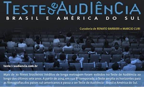 O público poderá conhecer as mais novas produções do cinema brasileiro  (Divulgação)