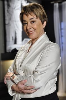 A atriz está cotada para o folhetim que ainda não tem nome (Estevam Avellar/TV Globo)