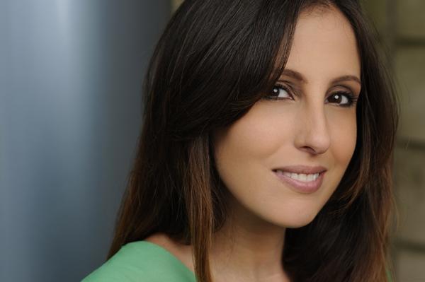 Luana Martau, a Cléo de Joia Rara e integrante do elenco do Tá no Ar, novo humorístico da Globo  (Jorge Rodrigues Jorge/CZN)