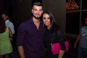 Marcos Vieira e Amanda Navarro (Rômulo Juracy/Esp. CB/D.A Press)