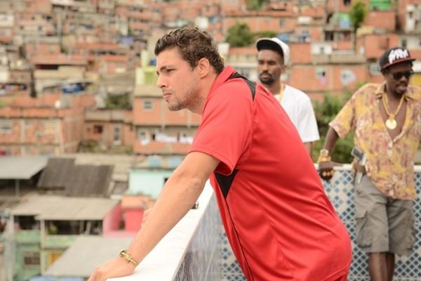 O ator viverá um ex-policial que pretende provar inocência em um caso  (Paprica Fotografia/Divulgação)