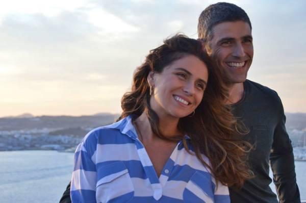 Giovanna Antonelli e Reynaldo Gianecchini em S.O.S.: trama amorosa durante um cruzeiro (Divulgação/Agencia Febre)