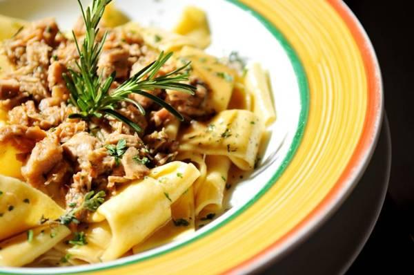 Gnocchi al Pomodoro do Chef Flavio Leste no restaurante Vila Tevere (Villa Tevere/Divulgação)