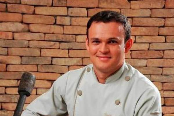 Chef Wanderson Medeiros  (Luiz Eduardo Vaz/Divulgação)