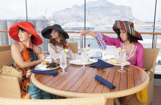 Trio de mulheres estrela filme que deve agradar mais ao público feminino (Agência Febre/Divulgação)