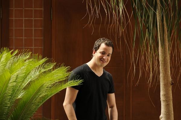 Rafael Cortez será o apresentador do Me Leva Contigo, novo programa da Record   (Jorge Rodrigues Jorge/CZN)