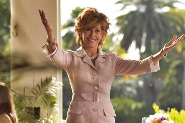 Jane Fonda está escalada para o elenco (Playarte/Divulgação)