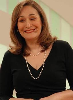 Sônia Abrão comanda a apresentação do programa A tarde é sua (RedeTV!/ Divulgação)