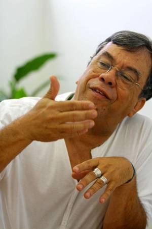 A publicação de Luis Turiba faz uma reflexão sobre o caso Amarildo, ajudante de pedreiro que desapareceu na Rocinha, no Rio de Janeiro (Leonardo Arruda/Esp. CB/D.A Press)