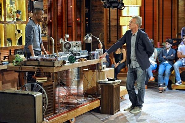 Programa recebe diferentes artistas (Renato Rocha Miranda/ TV Globo)