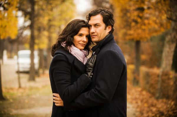 Gabriel Braga Nunes e Helena Ranaldi  (TV GLobo/Divulgação)