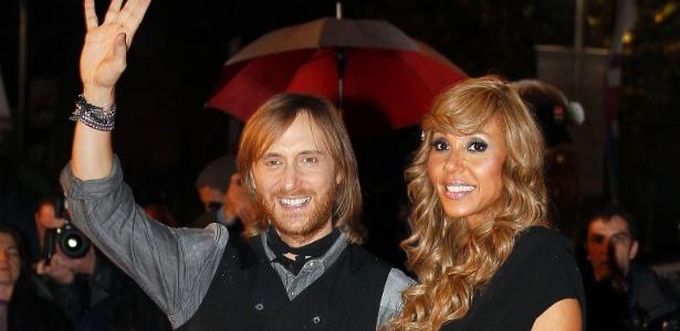 David Guetta e Cathy estavam juntos desde 1990 (Reuters/Eric Gaillard)