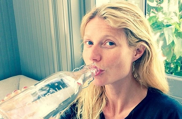 Gwyneth Paltrow apareceu sem maquiagem no Instagram (Reprodução/Instagram/@gwynethpaltrow)