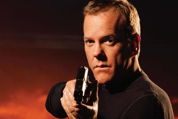 A série acompanha a vida do agente Jack Bauer   (FOX/Divulgação)