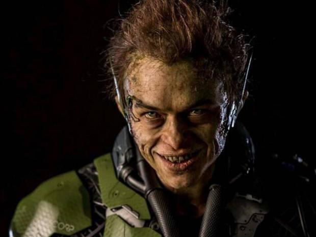 Duende ganhou uma pele esverdeada, com dentes podres e roupa robótica (Marvel/Divulgação)