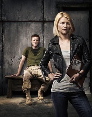 Em Homeland, Carrie é uma obstinada e destemida agente da CIA (Fox/Divulgação)
