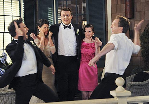 Ted, Robin, Marshall, Lily e Barnell se despediram das telinhas em episódio emocionante, que nem todo mundo achou 'legendário' (Divulgação)