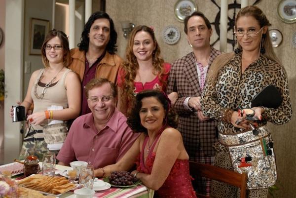 Série 'A grande família' protagonizada por Marieta Severo e Marco Nanini  (Jorge Rodrigues Jorge/Carta Z Notícias)