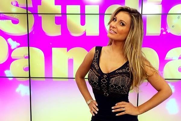 O flagrante é apresentado por internautas como registro do show de Andressa em boate no Piauí (Reprodução/Instagram)