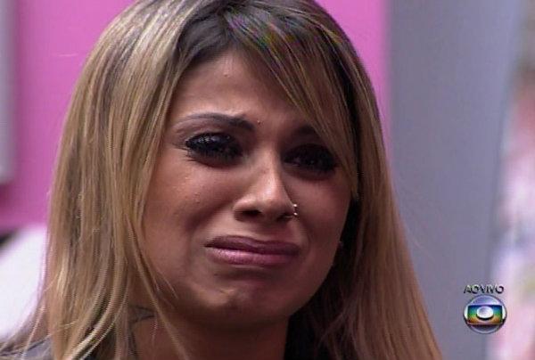 No dia do seu aniversário, Vanessa ganha prêmio de R$ 1,5 milhões ( Globo/Reprodução)