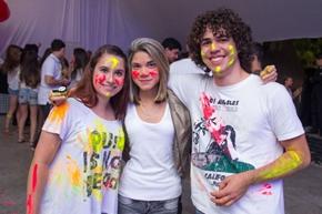 Larissa Schettini, Jéssica Nunes e Gustavo Bessoni (Rômulo Juracy/Esp. CB/D.A Press)