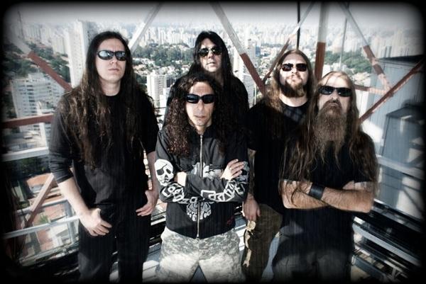 O quinteto Korzus é considerado o melhor grupo do gênero no país ( korzus.com.br/Reprodução)