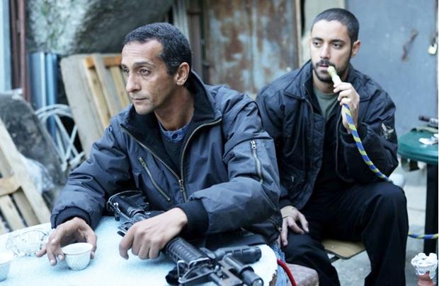 Filme de Yuval Adler mostra palestino dividido entre o irmão e um  israelense (Europa Filmes/divulgação)