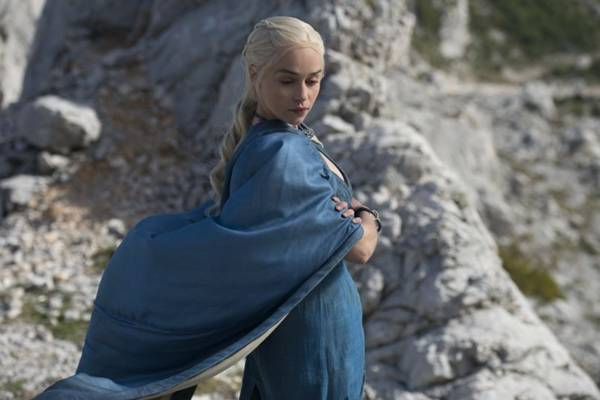 Daenerys Targaryen promete fazer de tudo para recuperar a hegemonia de Westeros (HBO/Divulgação)