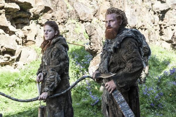 No Norte, os selvagens estão avançando contra a Patrulha da Noite (HBO/Divulgação)