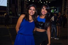 Thalita Carvalho e Liliane Mituiti (Rômulo Juracy/Esp. CB/D.A Press)