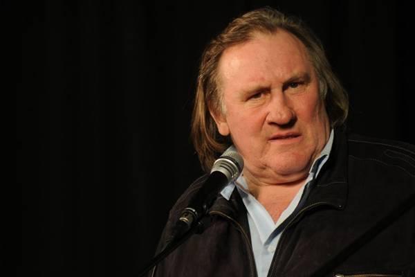 O ator foi atuado por dirigir moto em estado de embriaguez em 2012 (Andrey Smirnov/AFP Photo)