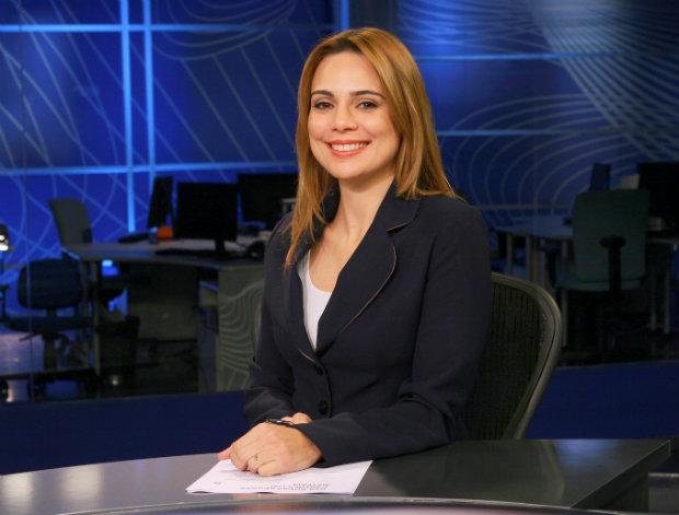 Oficialmente, emissora diz que Sheherazade est� de f�rias ( Lourival Ribeiro/Divulga��o )