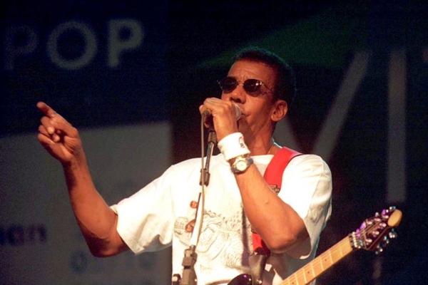 O cantor Jorge Ben Jor será homenageado no samba de Santa Clara (Ronaldo de Oliveira/CB/D.A Press)