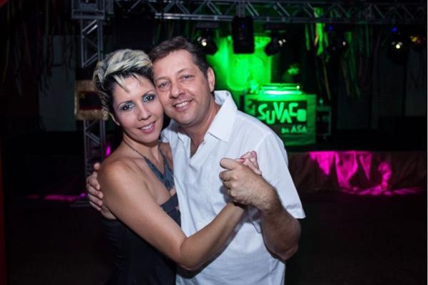 Manuela Castro e Marco Antonio Bressan  (Romulo Juracy/Esp. CB/D.A Press)