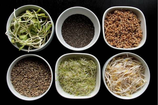 A alimentação viva supõe o não cozimento dos ingredientes para preservar os nutrientes e as enzimas presentes neles (Lula Lopes/Esp. CB/D.A Press)