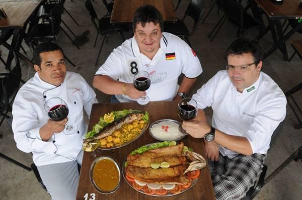 Lucinei Kuhn, Wellington Oliveira e Bruno Canatto  (Carlos Moura/CB/D.A Press - 3/4/14)