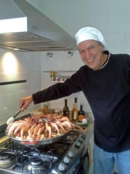 Chef Leonardo Hamú (Flávia Germana/Divulgação)