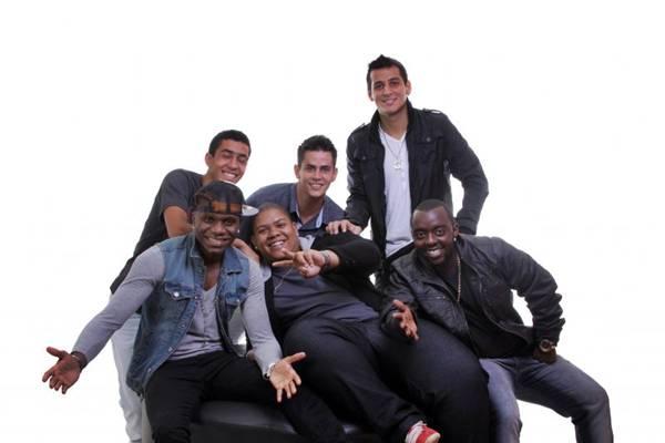 Grupo Di PropósiTo se apresenta no projeto Deu Samba ( Nayara Guedes/Divulgação)